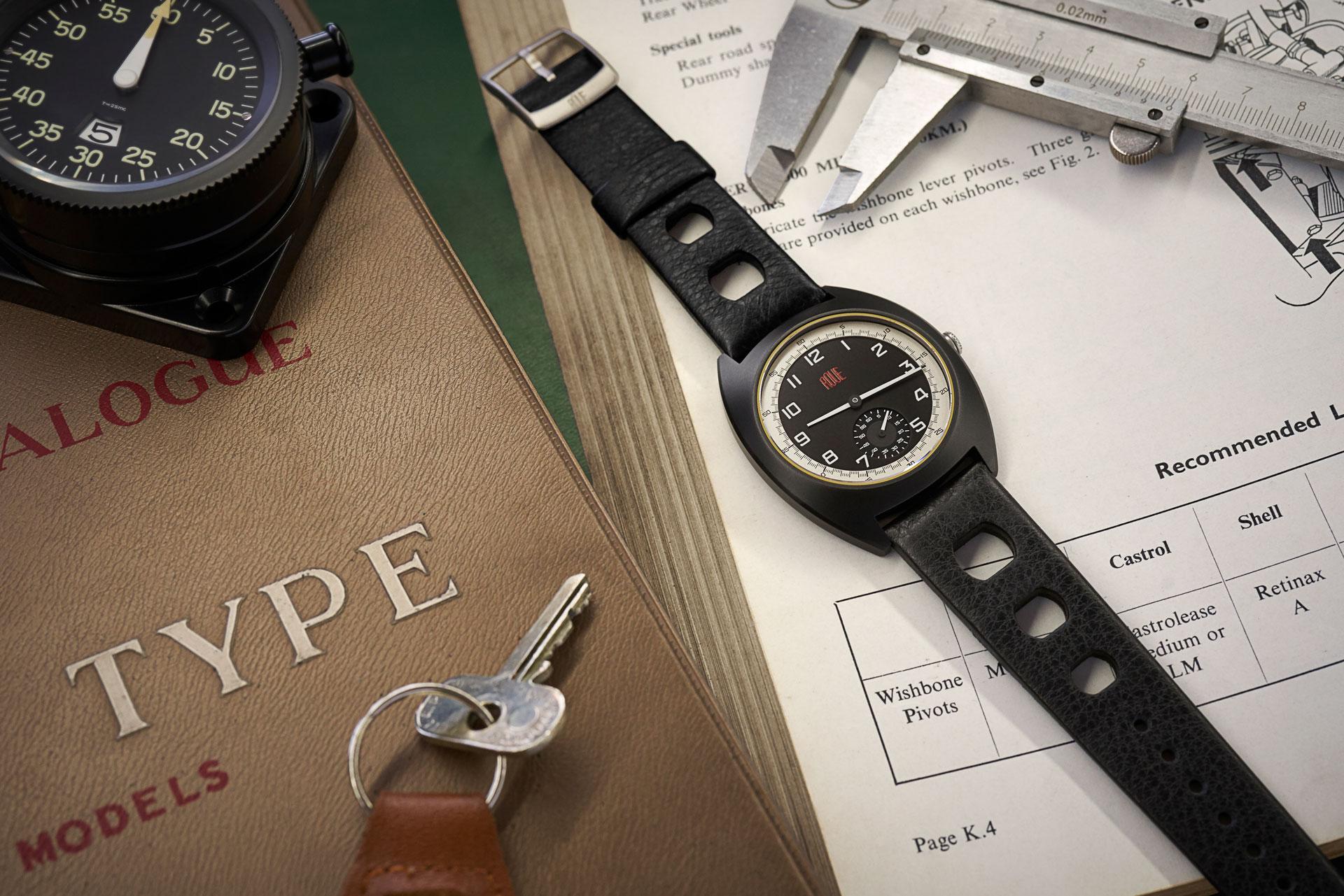 Roue Watch - SSD Model